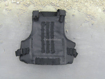 US Navy SWG-4 - Black Plate Carrier