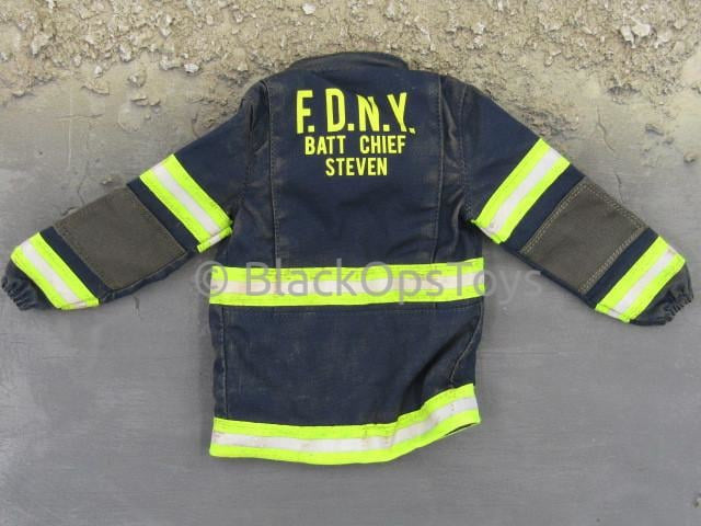 Darkzone Agent RENEGADE FDNY Firefighter Jacket