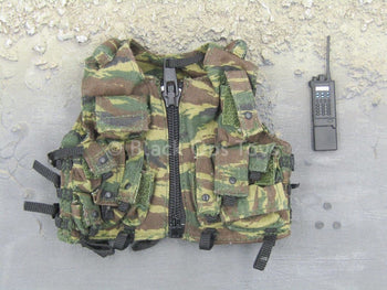 Russian MVD - Falcon - Woodland Camo Tactical Vest