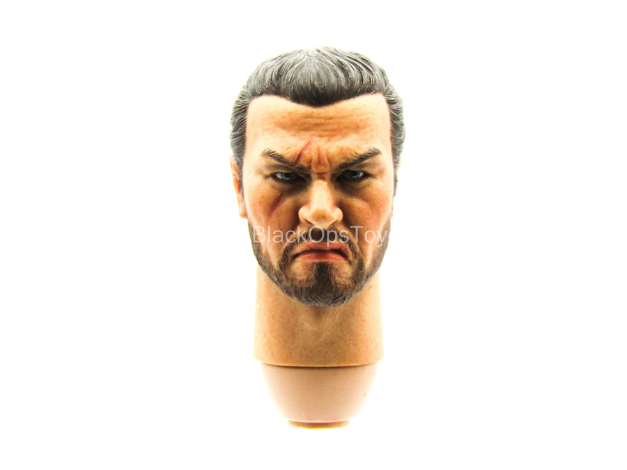 Male Expression Head Sculpt