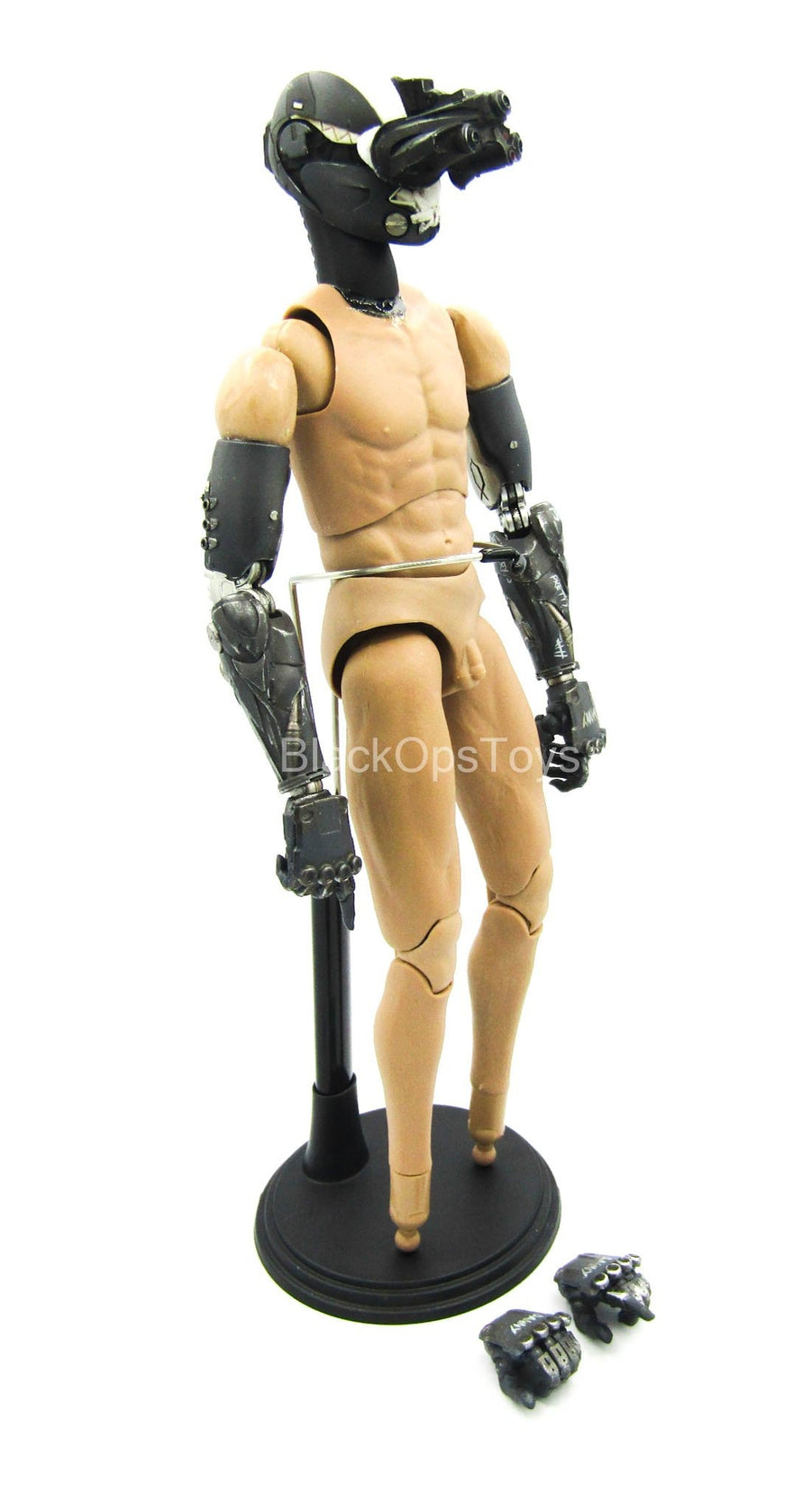 Ophiuchus - Death Squad Joel - Male Base Body w/Robotic Parts