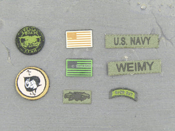 US Navy SWG-4 - Patch Set