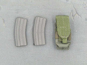 US Navy SWG-4 - Ammo Mags & Pouch Set