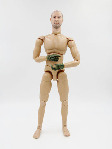 JGSDF Japanese Infantry Kentaro Kogure Nude Figure with Gloved Hands