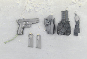 US Navy SWG-4 - P226 Pistol & Holster Set