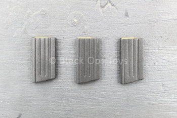 US Navy - NSW Marksman - Black 7.62MM Magazine Set (x3)