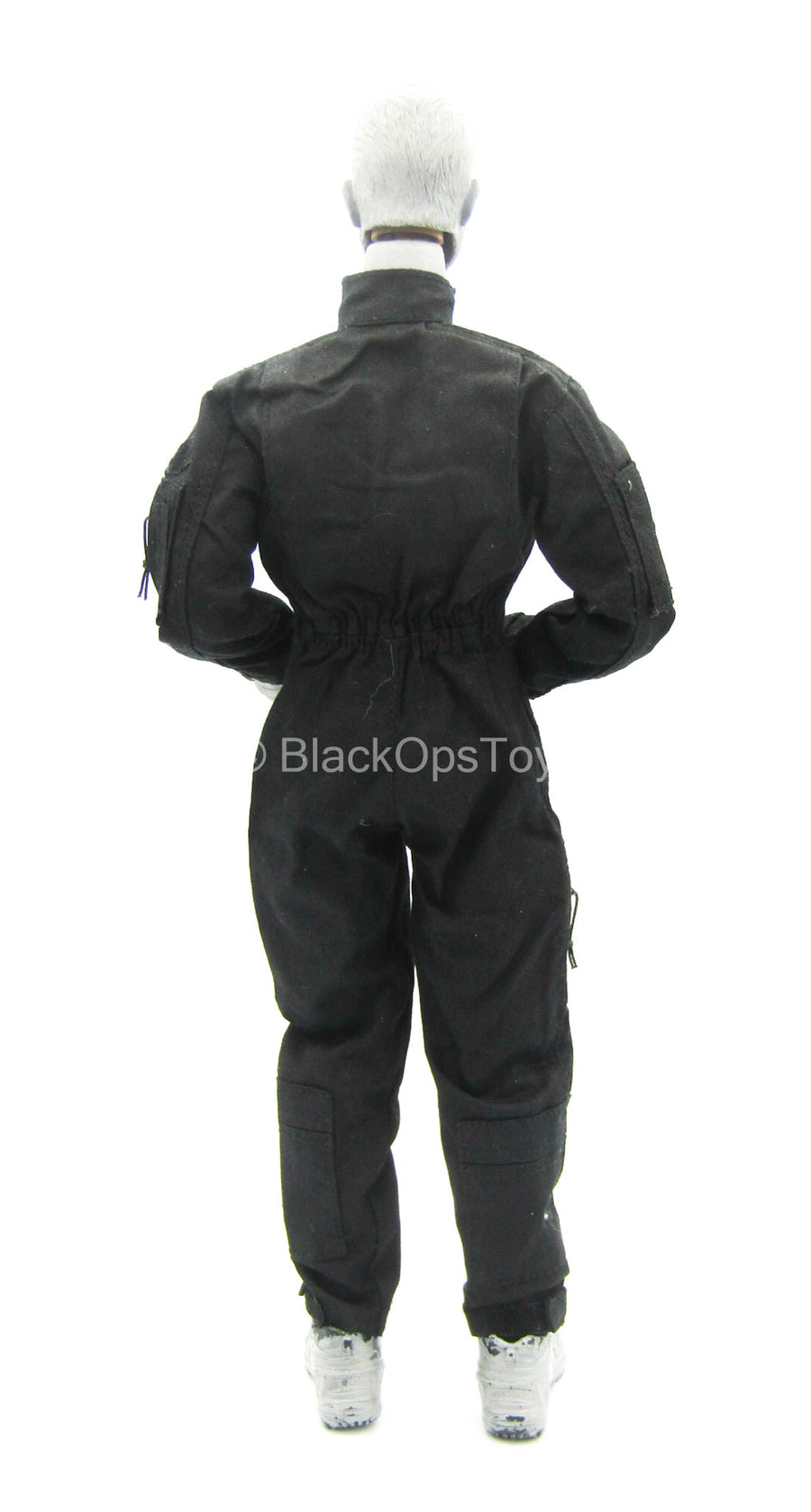 SDU Assault Leader - Black Jumpsuit