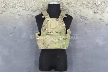 US Navy - NSW Marksman - Multicam Plate Carrier