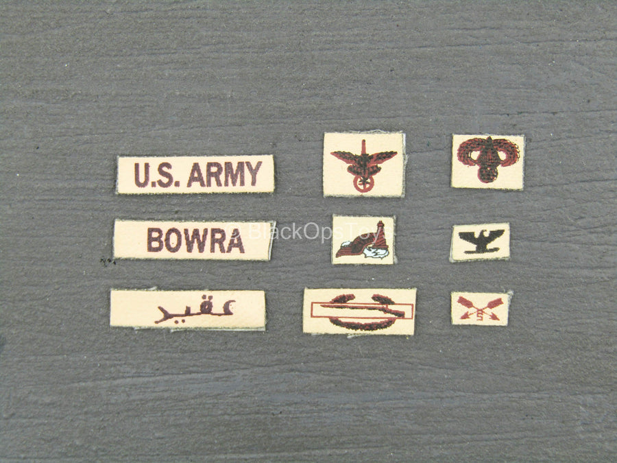 Kenneth R. Bowra - Patch Set (Type 1)