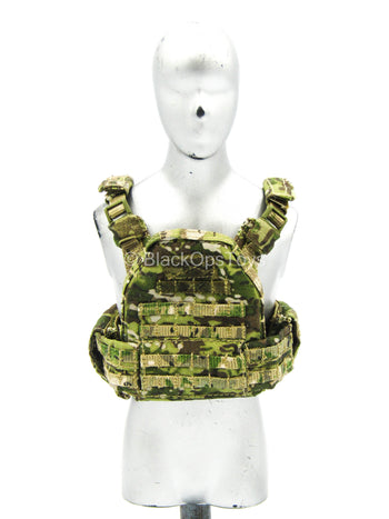 SDU Assaulter - Multicam Fight Light Plate Carrier