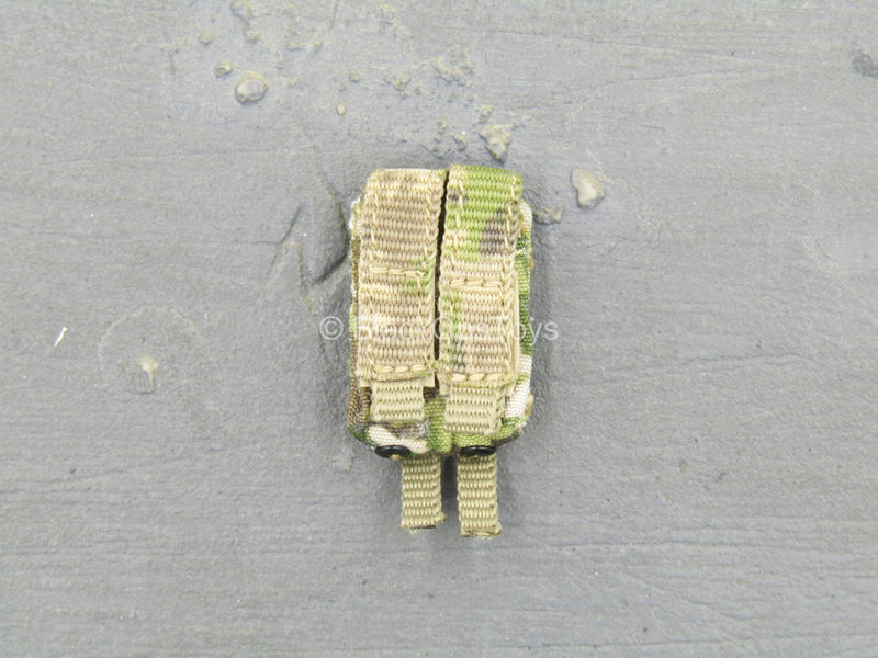 SDU Assaulter - Multicam Dual Cell Pistol Magazine Pouch