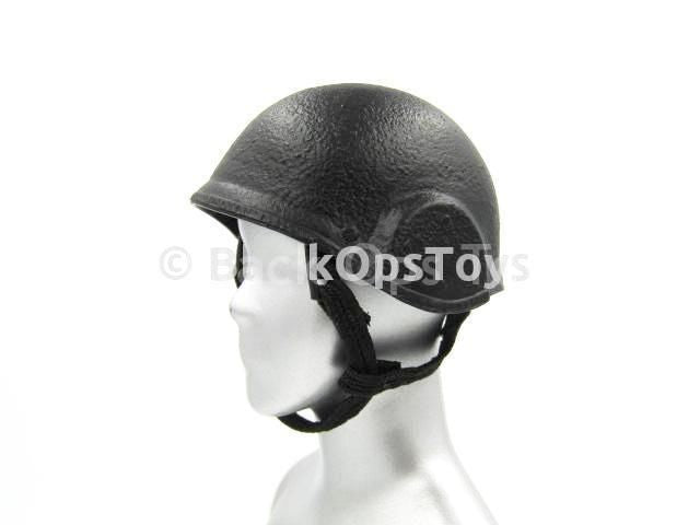 British SAS - Counter Terrorist -  Black Combat Helmet *