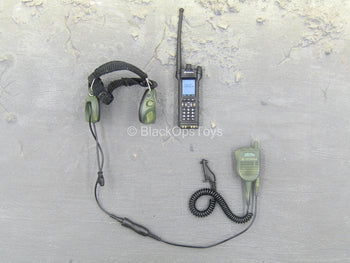 SDU Assaulter - Black Radio w/Headset