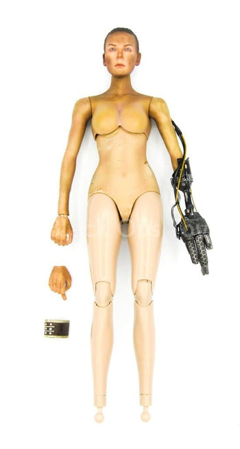 Mad Max - Furiosa - Female Base Body w/Charlize Theron Likeness