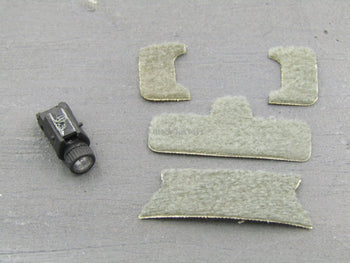 1/6 Scale Helmet Accessory Lot