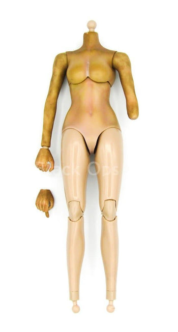 Mad Max - Furiosa - Female Base Body w/Arm Nub
