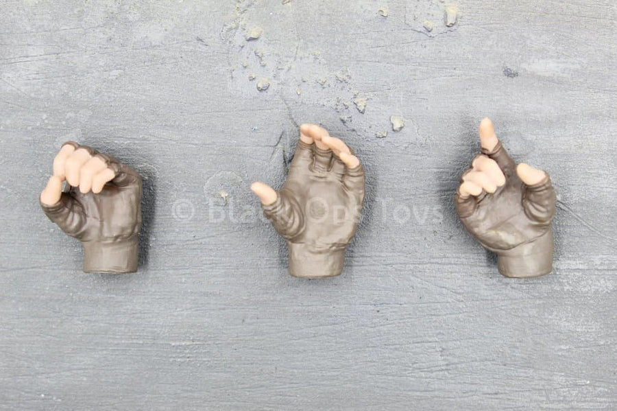 The Division 2 - Brian Johnson - Fingerless Gloved Hand Set (x3)