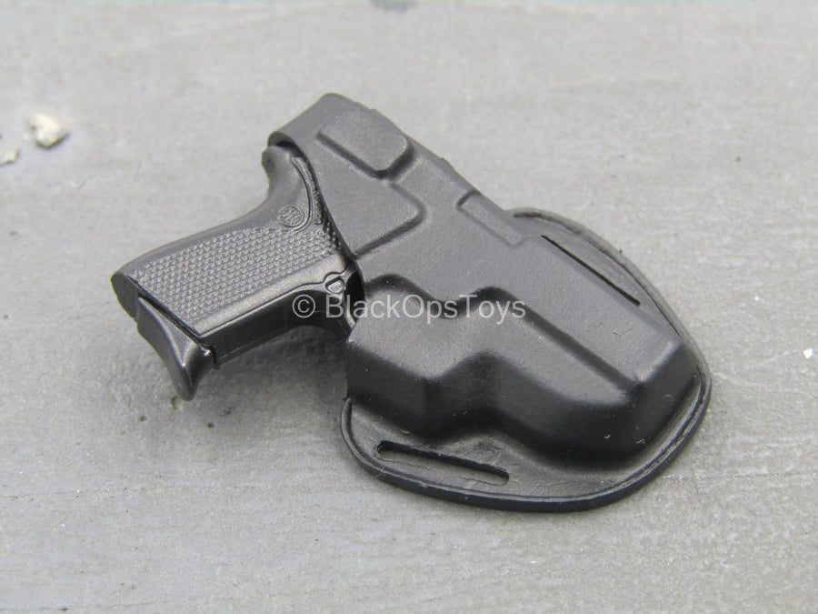 Speed - LAPD SWAT - Compact SW 6904 Pistol w/Belt & Holster