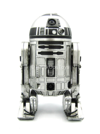 STAR WARS - Unpainted Prototype R2-D2 w/Light Up Action