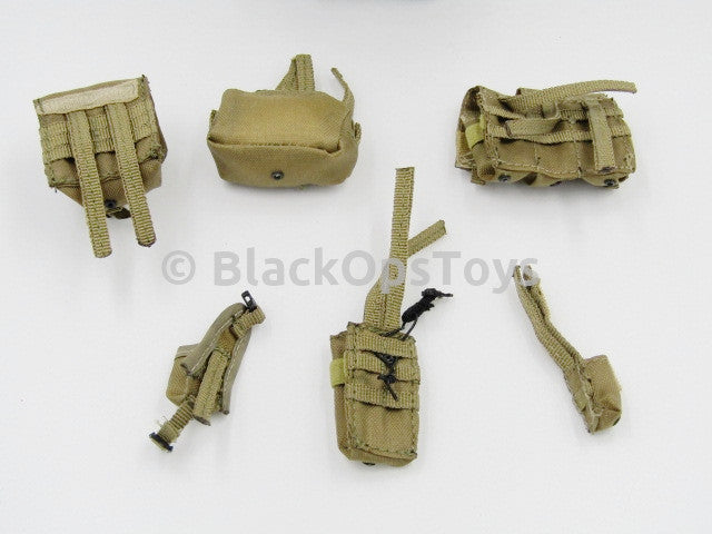 Mini Times Toys US Navy Seal Battle of Abbas Ghar Eagle Rhodesian Recon Vest Set