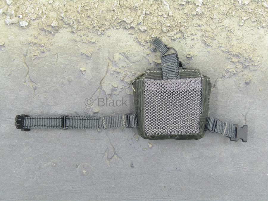 PMC Security Detail - Grey Drop Leg Dump Pouch
