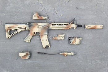 "Commonwealth Forces - L119A1 10"" Barrel Assault Rifle Set"