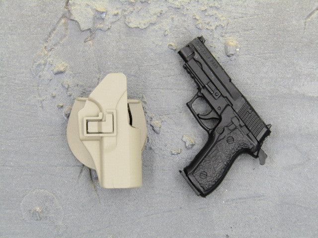 Mini Times Toys US Navy Seal Battle of Abbas Ghar Pistol & Holster