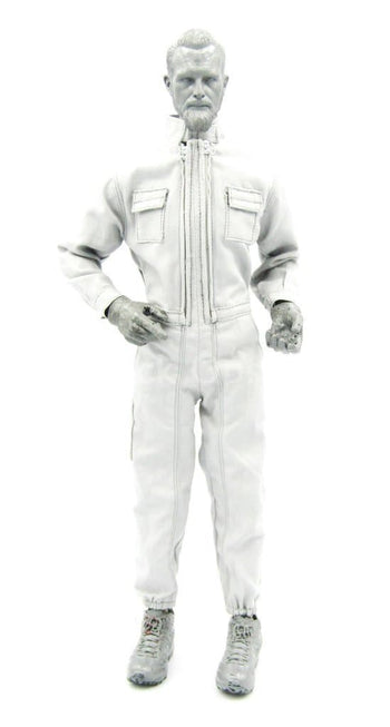 Bank Robbers Crew - Grey Full Body Jump Suit