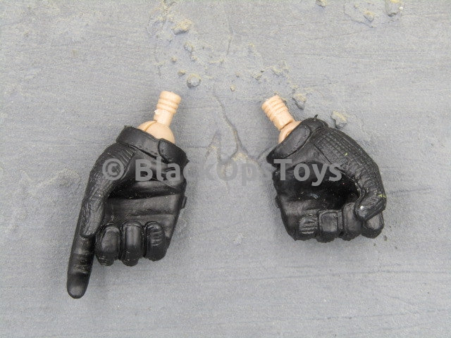 Mini Times Toys US Navy Seal Battle of Abbas Ghar Mechanix Black Gloved Hands