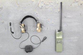 Commonwealth Forces - PRC-152 Radio & Comtac4 Headset