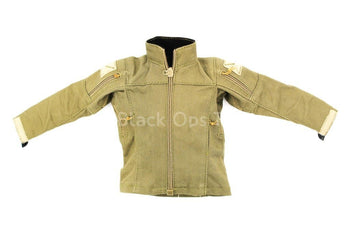 Commonwealth Forces - Coyote Tan Combat Jacket