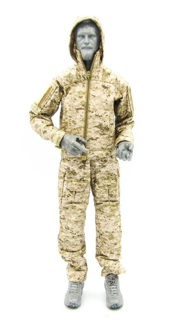 Navy SEAL - Sniper Shooter - AOR-1 Camo Uniform Set