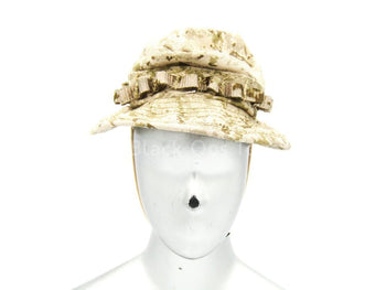 Navy SEAL - Sniper Shooter - AOR-1 Camo Boonie Hat