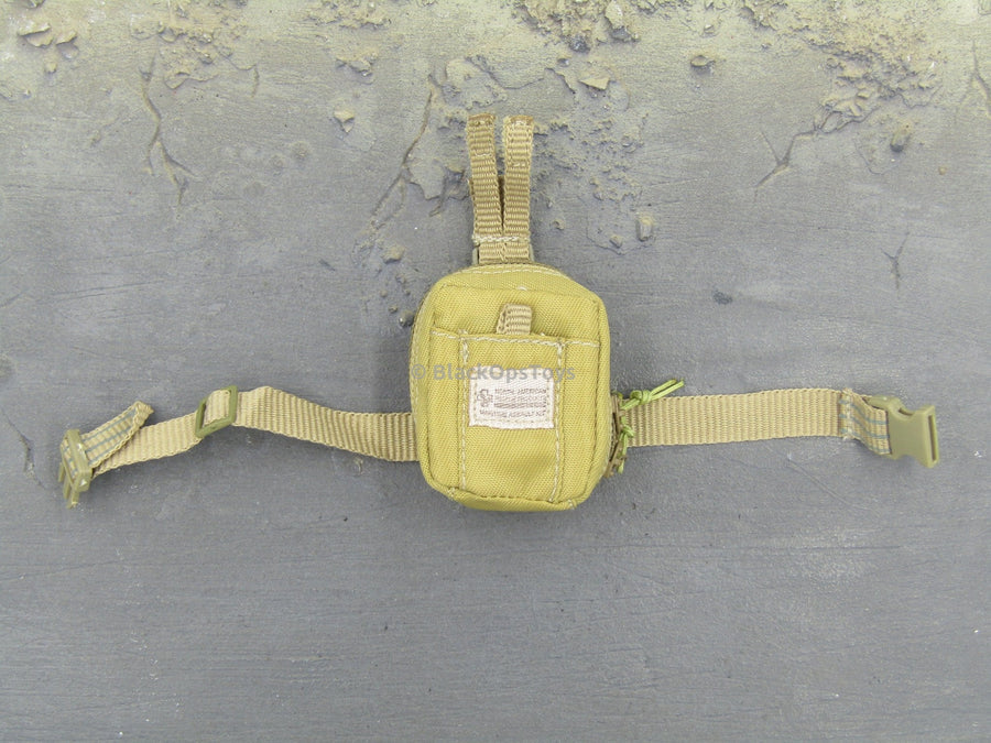US Navy EODMU - Tan Egress Drop Leg Pouch