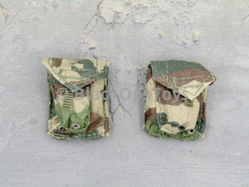 French Airborne BRUNO -  Pouches