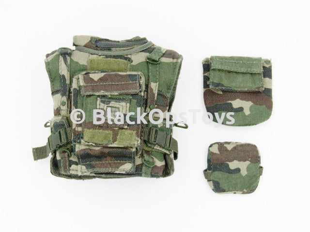 BBI French Airborne Bruno Combat Vest Set