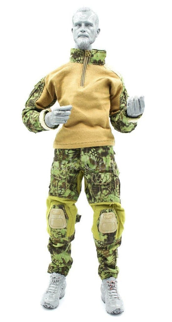 Commonwealth Forces - Kryptek Uniform Set in Mandrake Camo