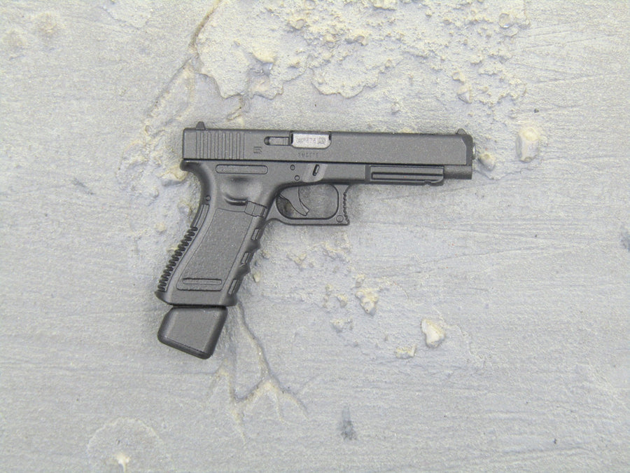 PISTOL - Black 9MM Pistol