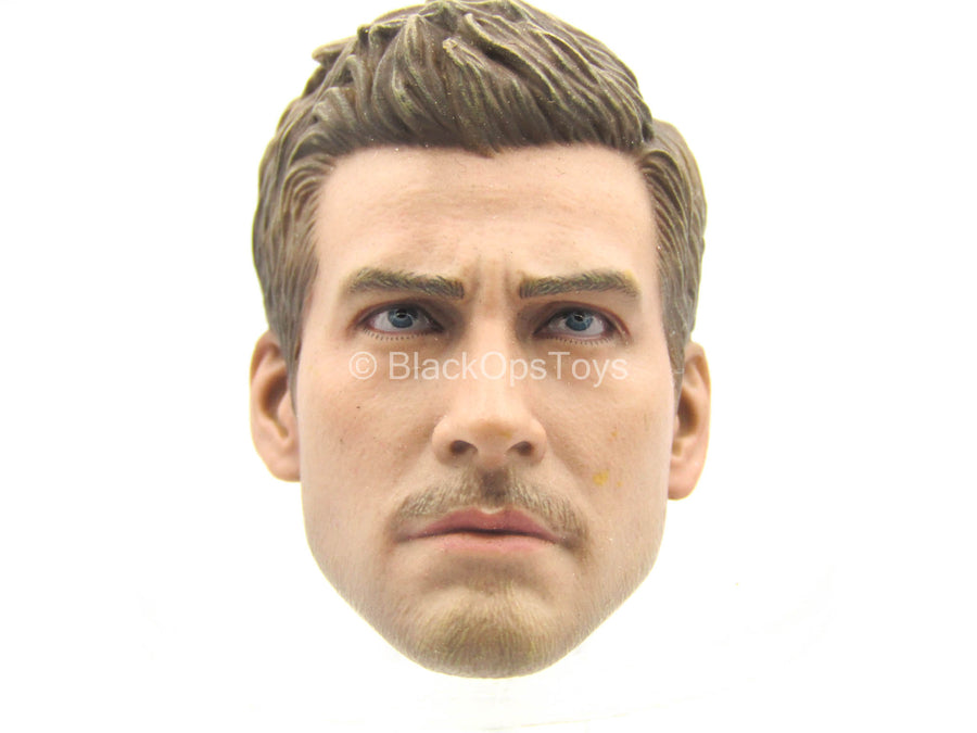 True Type - Muscular Figure - Male Head Sculpt