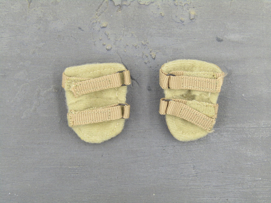 US Navy - EOD - Tan Weathered Knee Pads