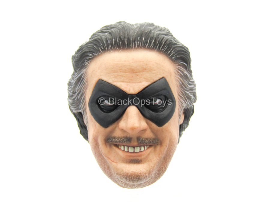 Watchmen The Comedian - Male Masked Head Sculpt