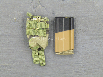 Mark Forester - US CCT - Multicam 7.62 Mag Pouch w/Magazine