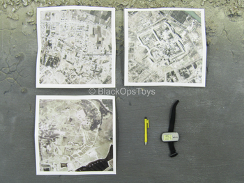 Mark Forester - US CCT - Map Set w/Pen & GPS