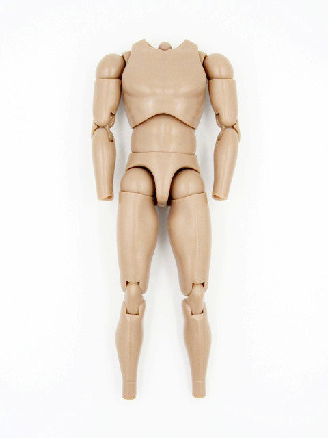 War of Order Heavy Weapons Specialist Nude MALE Figure