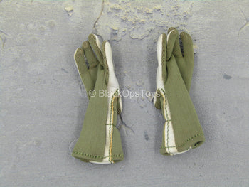 UNIFORM - Dark Green Nomex Gloves