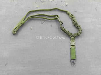 SLING - OD Green Single Point Retention Sling