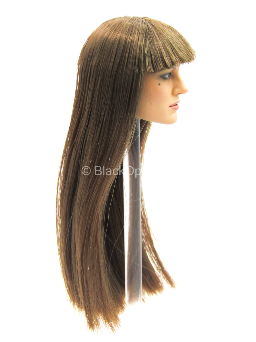 Watchmen Silk Spectre II - Brunette Female Head Sculpt