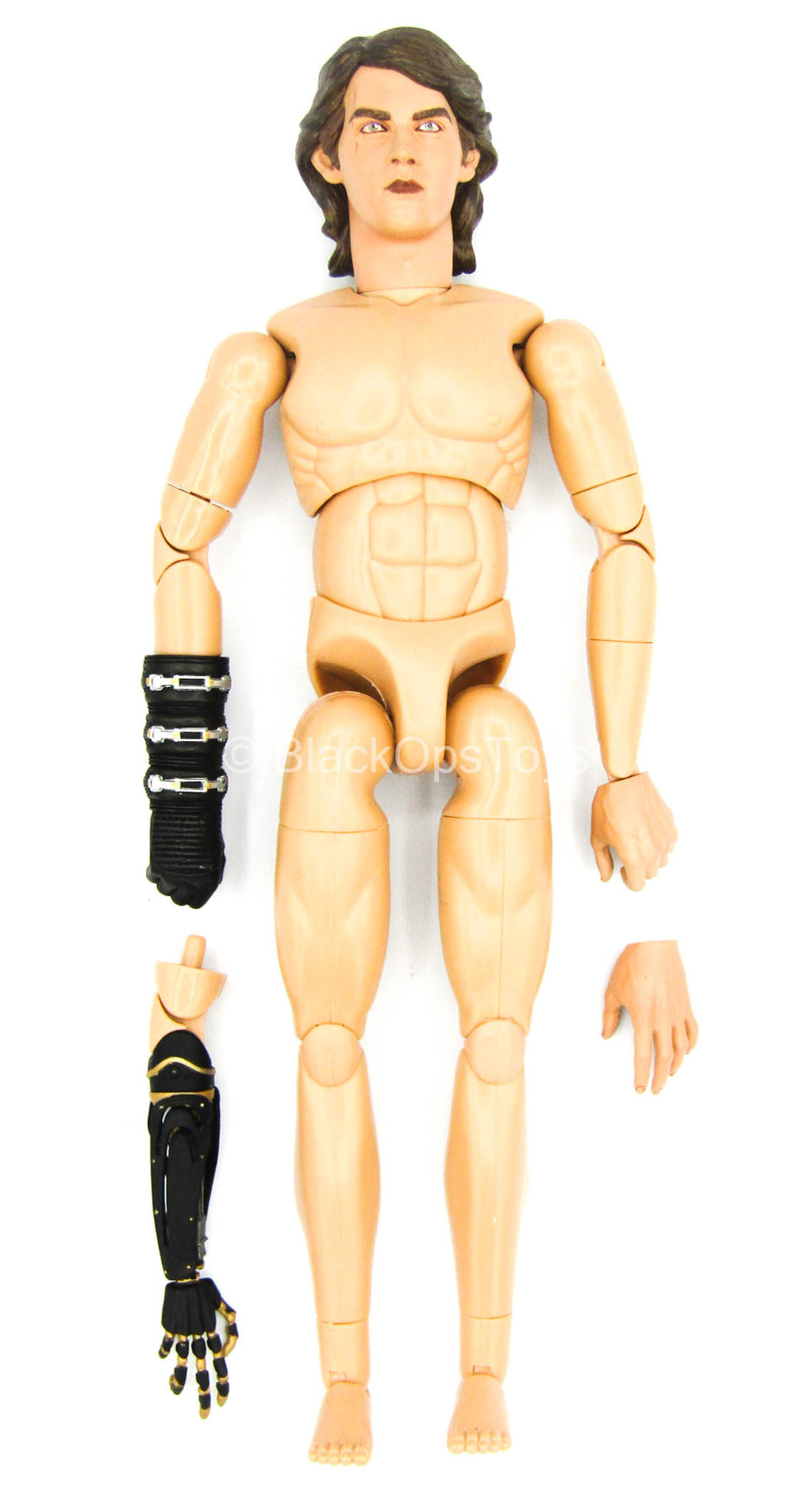 Special Forces Group Dragoon - Male Base Body w/Prosthetic Leg