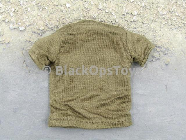 Army FCS TF Brown T-Shirt