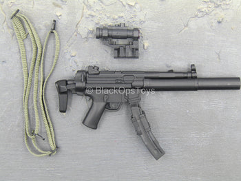 SDU 2.0 - Sniper - Suppressed MP5 Submachine Gun w/Sling